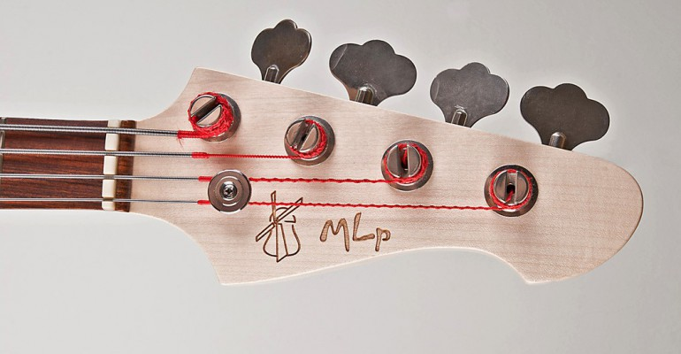 Jazz Bass guitar