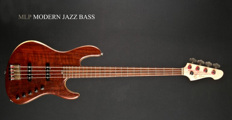 MLp Modern Jazz Bass guitar