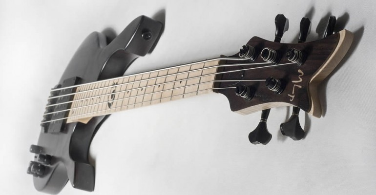 MLP V-Bass guitar